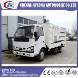 4X2 Isuzuの塵の洗剤のトラック