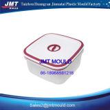 Molde plástico do recipiente de alimento