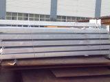 Construção de aço elegante de Galvinised para o parque de estacionamento & o quadrado comercial