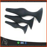 3PCS/Set Producten van het Speelgoed van het Geslacht Dildo van de Stoppen van het Uiteinde van het Speelgoed van het silicone de Anale Anale Anaal voor de Mannen van Vrouwen