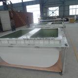 염분제거 처리는 FRP로 만든 염분제거 제품을 이용했다
