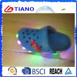 Nueva EVA niños Zuecos de luz con el diseño de automóvil (TNK40093)