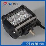 18W LED Zusatz fahrendes Licht für Geländewagen