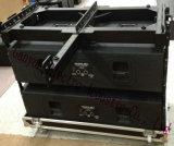 Vtx25 si raddoppiano 15 riga altoparlante del suono di giro di modo 2700W di pollice 3 di schiera