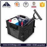 Faltbarer Auto-Aufbewahrungsbehälter-Selbstkabel-Organisator