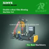 Zwei Farbe HDPE-LDPE-Film-durchbrennenmaschine