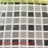 Ткань полиэфира жаккарда химически волокна покрашенная для занавеса платья