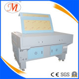 Machine de découpe laser à quatre temps efficace pour l'industrie de l'impression (JM-1280-4T)