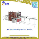 Profil Plasitc porte fenêtre PVC Extrusion Twin-Screw conique Making Machine