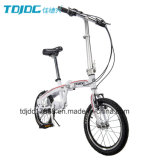 Vélo pliant en alliage d'aluminium 6061 Mini-arbre