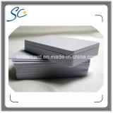 Lo Smart Card di plastica di affari in bianco di RFID ha stampato