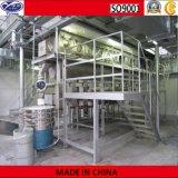 Granulatore di secchezza fluidificato per industria del colorante