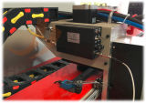 El estativo Cortadora de plasma CNC para más pesado de acero, máquina cortadora de plasma