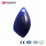 Rewritable wasserdichte 125kHz ABS T5577 RFID Keyfob