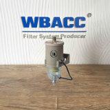 Separador de água 500fg do filtro de combustível com calefator