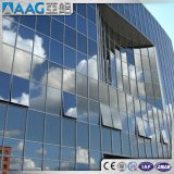 Perfil de alumínio da parede de cortina de 6060 ligas