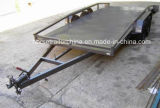 De Semi Aanhangwagen van uitstekende kwaliteit van de Auto/Aanhangwagen Flatble
