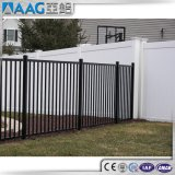 en tant que panneaux en aluminium normaux de frontière de sécurité pour la piscine