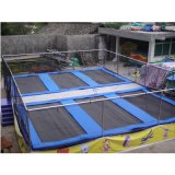 6 em 1 base do Trampoline, parque pequeno do Trampoline (BJ-BU16)