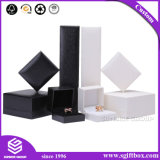 Ring-Ohrring-verpackenbildschirmanzeige-Papiergeschenk-Schmucksache-Kasten