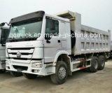 Sinotruk HOWOの高品質の低価格25tonのダンプトラック