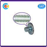 L'acier Bouton à tête hexagonale M4/pour vis à tête cylindrique de meubles et armoires de cuisine