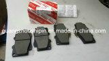 Toyota Vzj95 Rzj Rzn169를 위한 브레이크 패드 04465-35080 부품