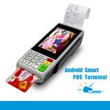 Androides Hand-Positions-Terminal mit Drucker, '' Touch Screen der Farben-4.5, Kreditkarte-Leser, Mjs1000