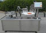 StandardEyedrop füllende Stopper-mit einer Kappe bedeckende Maschinerie GMP-