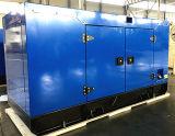 25kVA無声ディーゼル発電機セットのディーゼル機関の防音の発電機セット