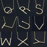 Neue Zeichen-Edelstahl-Kurzschluss-Charme-Halskette der Form-26