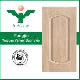 Peau en bois de porte de placage de modèle neuf