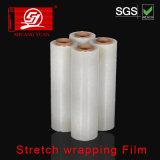 23 épaisseur de micro Emballage de palette de couleur claire, enveloppement rétractable, film extensible