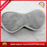 Sonno promozionale su ordinazione popolare Eyemask della mascherina di occhio del raso di vendita calda