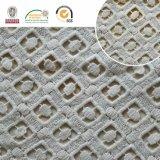 Neue Entwurfs-Form-Quadrat-Stickerei-wasserlösliche Spitze für Frauen-Kleid 2017 E10001