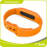 열량 카운터 잠 모니터를 가진 Bluetooth 스포츠 건강 지능적인 소맷동