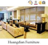 水辺地帯のホテルの寝室の家具の目上の人の積層物材料(HD879)
