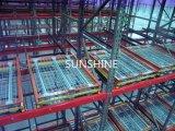 ラックの倉庫の高密度駆動機構