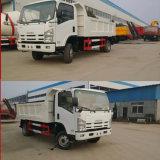 Isuzu 4X2 판매를 위한 2대 톤에서 4개 톤 소형 덤프 트럭 팁 주는 사람 트럭