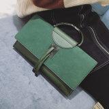 新しい金属のハンドルのハンド・バッグの女性メッセンジャー袋Hcy-3153