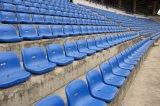Plástico usado en exteriores e interiores de los asientos del estadio