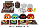 Caliente divertida batalla Gyro juguete coche