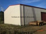 製造される鋼鉄は倉庫の研修会を植える