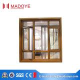 Vidrio templado salto térmico aluminio Casement Ventana para Salón