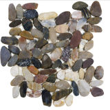 Камень реки мозаики