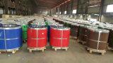 Acero acanalado PPGI del color para el material para techos del metal de la fábrica de acero de Shandong Yehui
