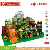 Novo Design de equipamentos de playground coberto de Diversões Crianças para venda
