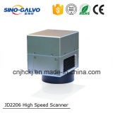 Venta al por mayor de alta velocidad del galvanómetro de la exploración del laser del buen precio Jd2206A