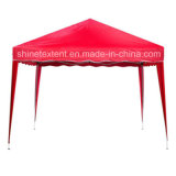 يفرقع عمليّة بيع حارّة فوق خيمة [غزبو] خارجيّ عرض ظلة