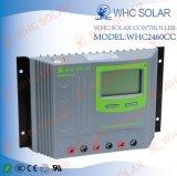 Пластмассовые Shell USB 12V/24V 60A ШИМ регулятор солнечной энергии